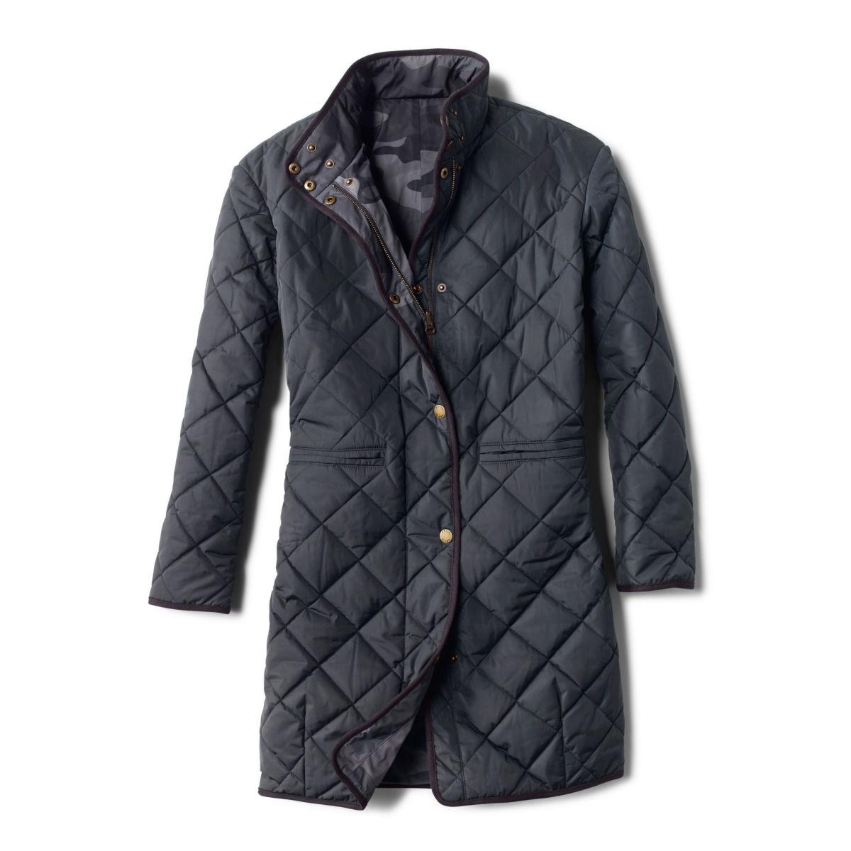 Battenkill® Reversible Blanket Coat - CARBONimage number 0