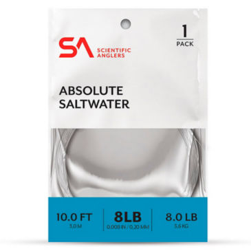 Absolute Saltwater Leader -