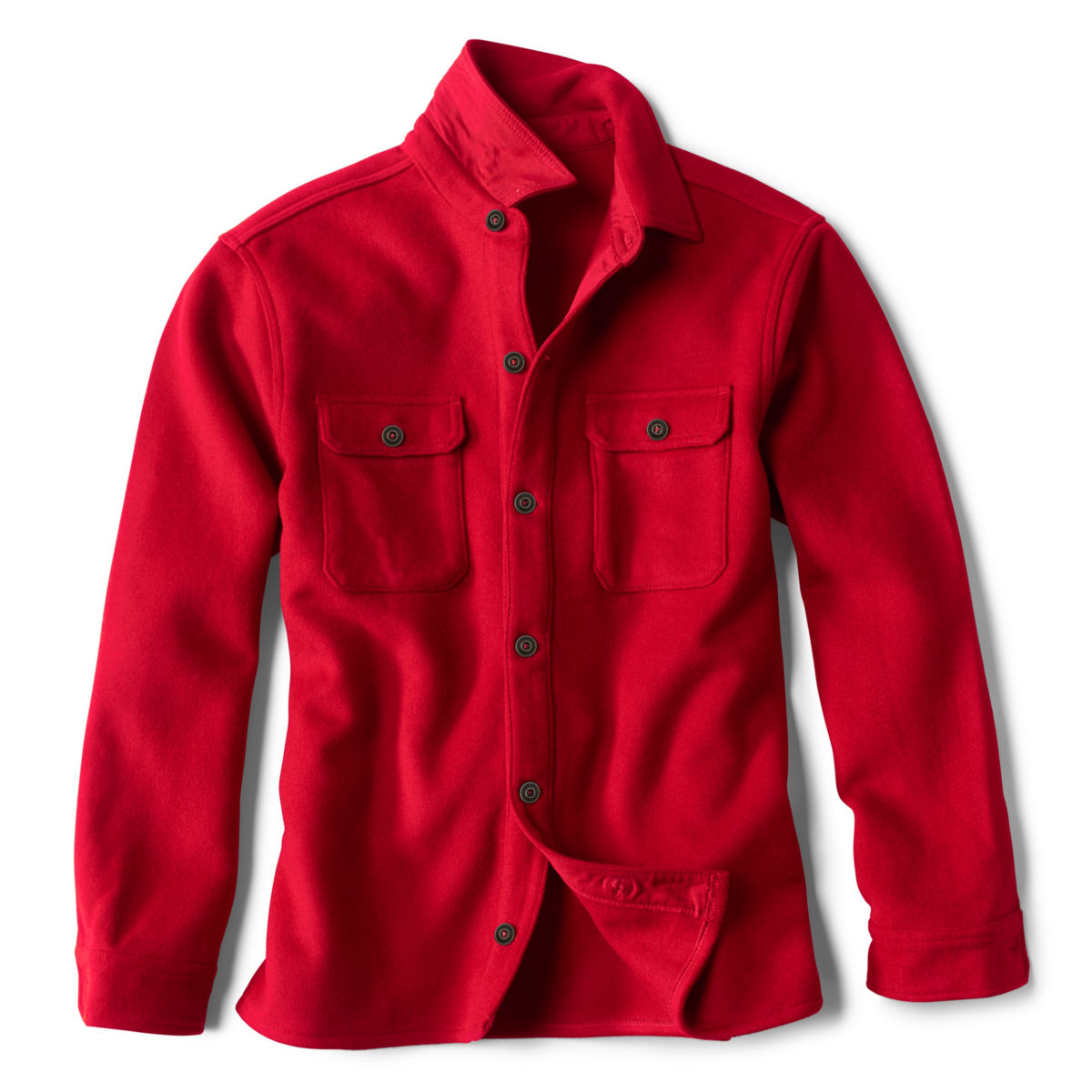 Wool Worker Shirt Jacket - image number 0