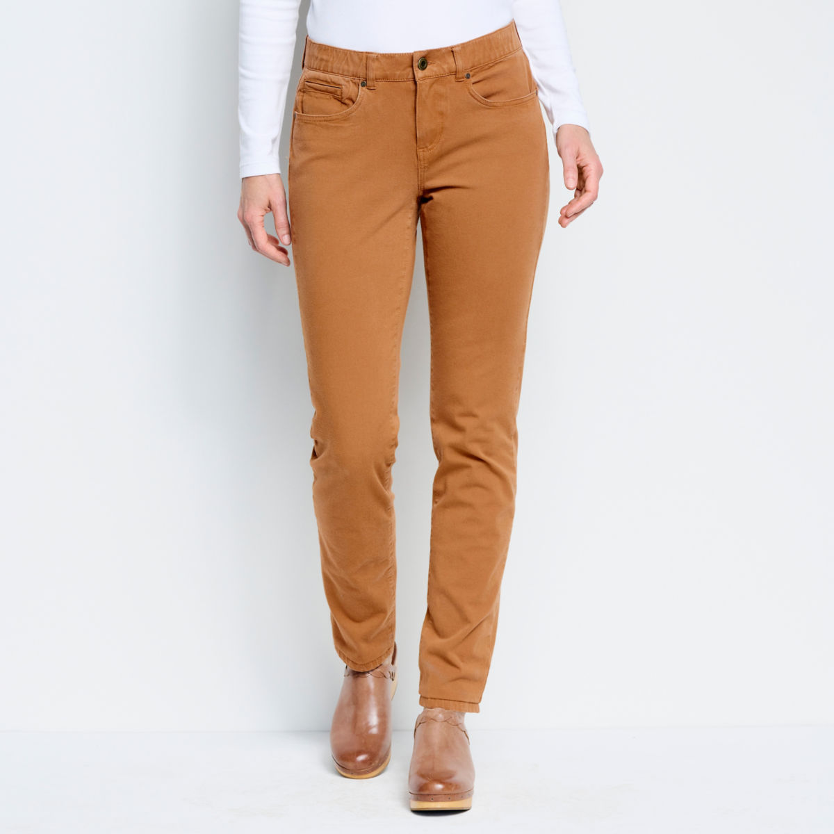 5-Pocket Stretch Jeans - image number 0