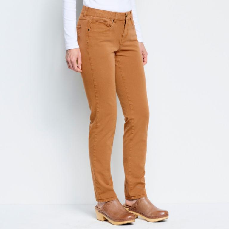 5-Pocket Stretch Jeans -  image number 1