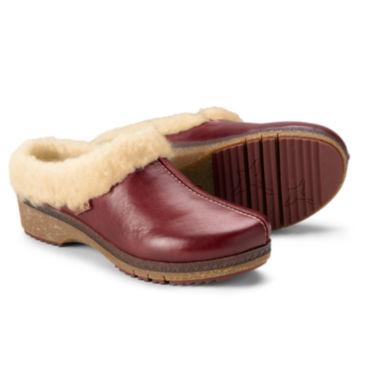 Pikolinos® Granada Wool-Lined Clogs -