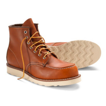 """Red Wing® 6"""" Classic Moc Boots -  image number 0"""