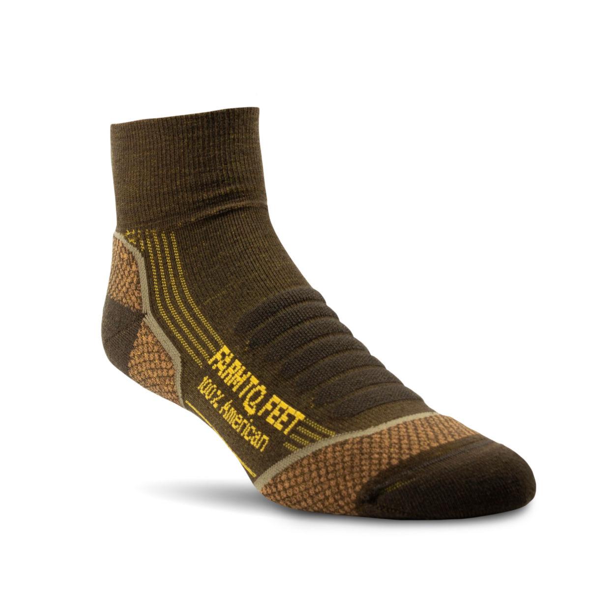 Farm To Feet® Damascus One-Quarter Crew Socks - image number 0