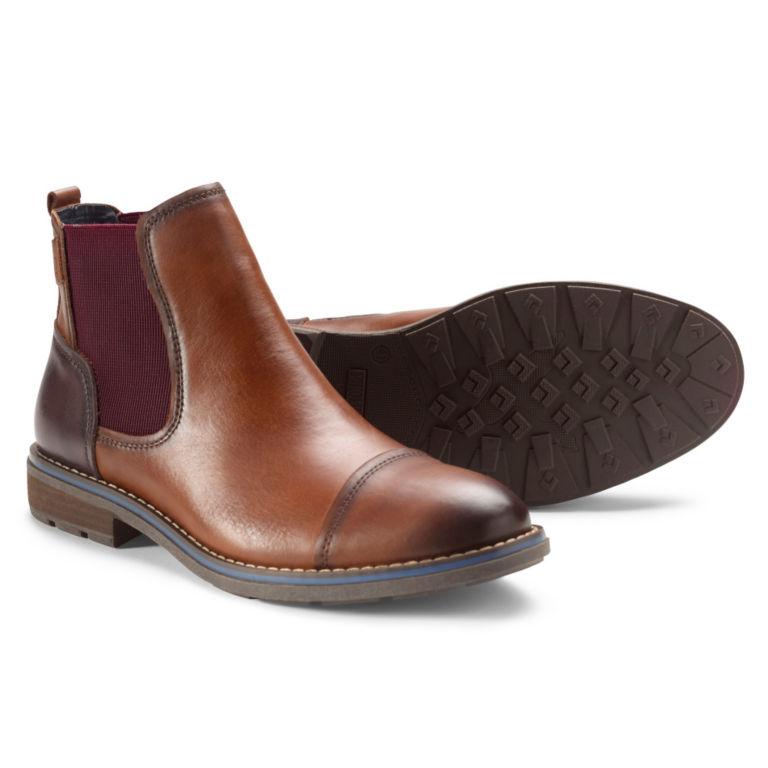 Pikolinos® York Chelsea Boots - CUERO image number 0