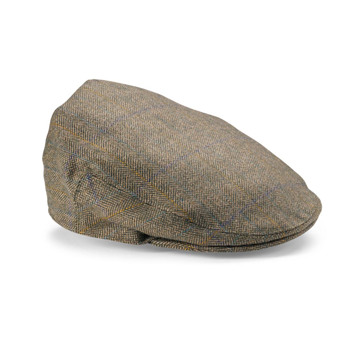 Laksen Tweed Flat Cap - image number 0