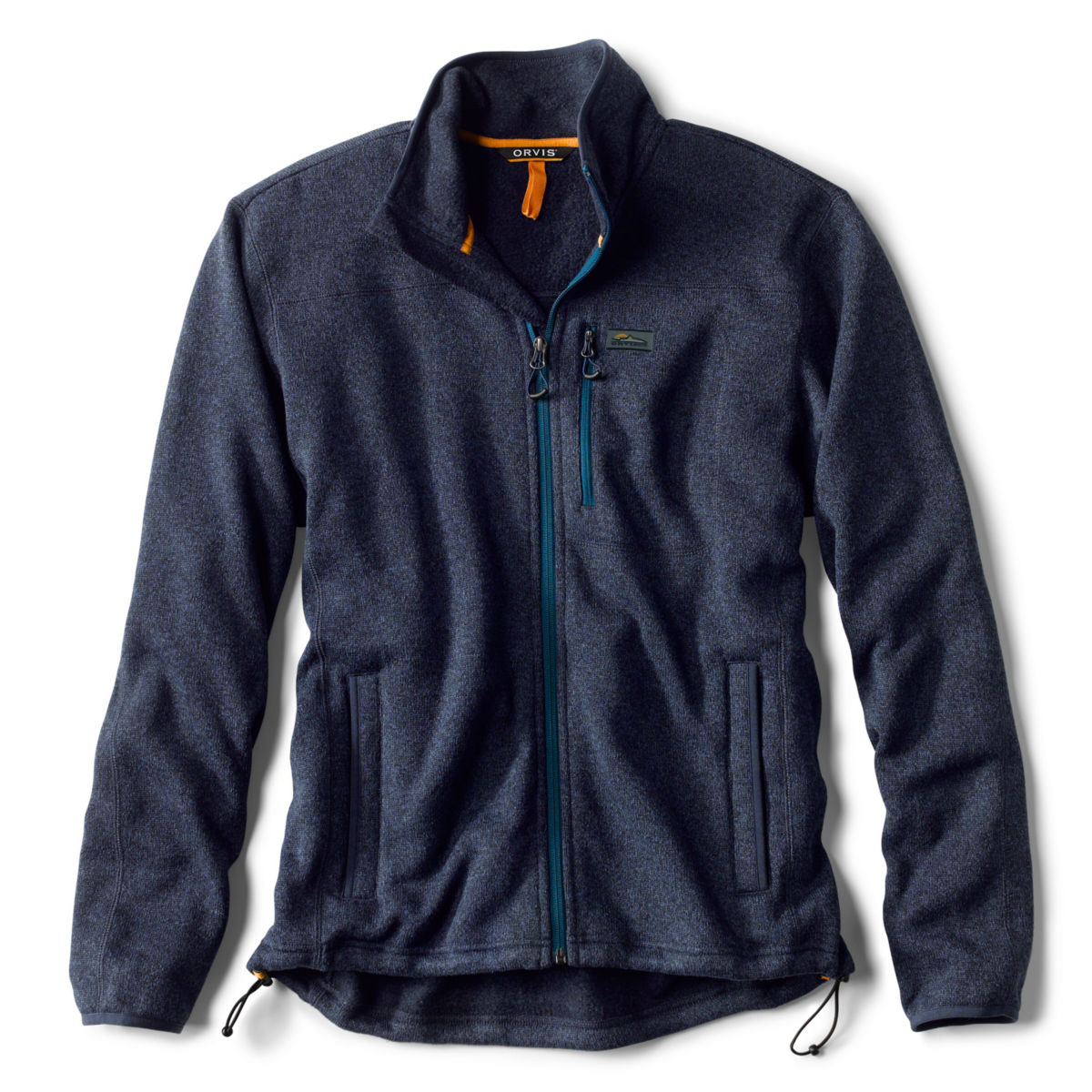 Recycled Sweater Fleece Jacket - image number 0