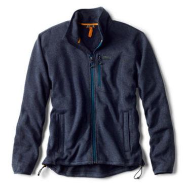 Recycled Sweater Fleece Jacket -