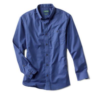 Buffalo-Check Wrinkle-Free Comfort Stretch Shirt -