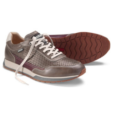 Pikolinos® Perforated Leather Sneakers -  image number 0