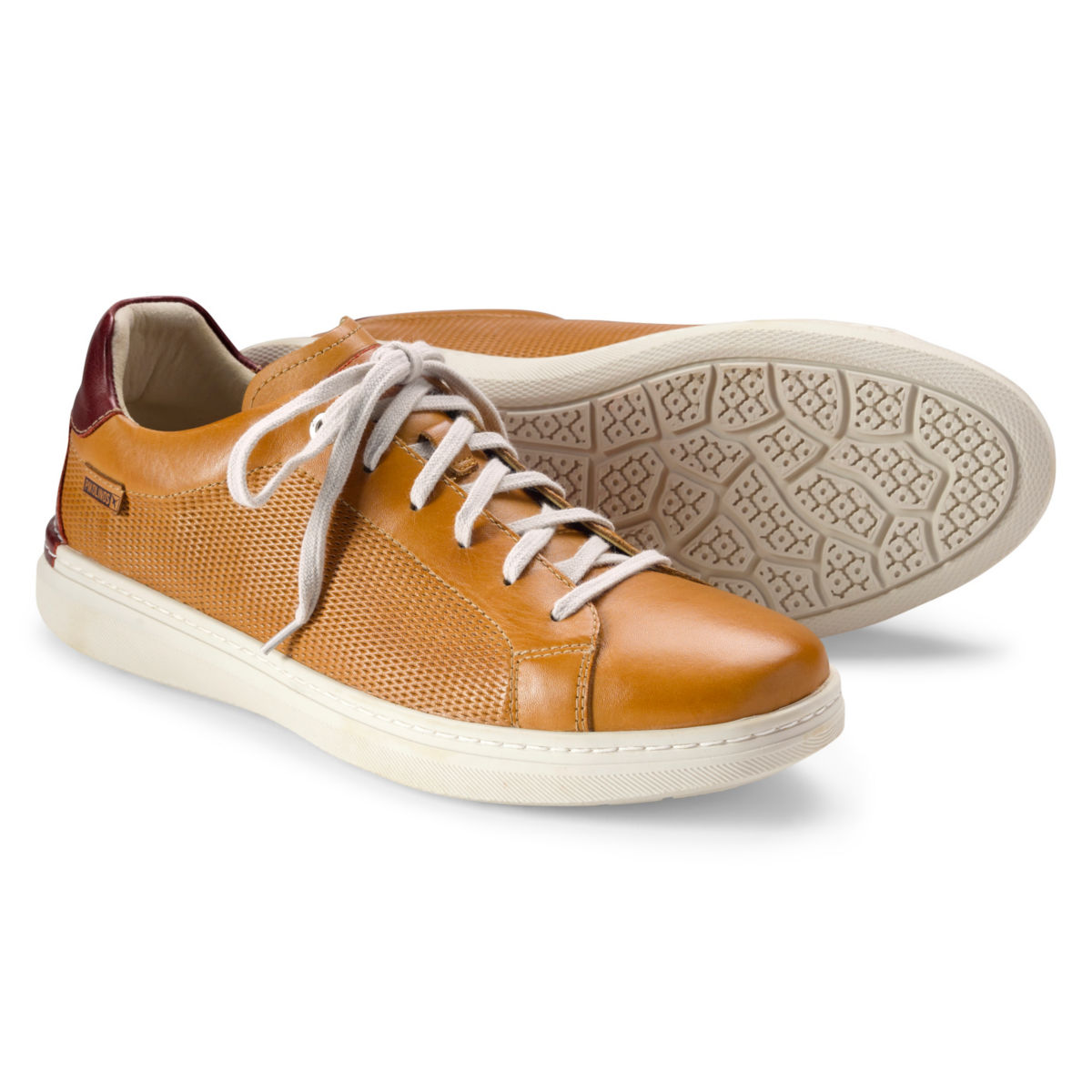 Pikolinos® Casual Leather Lace-Up Shoes - image number 0