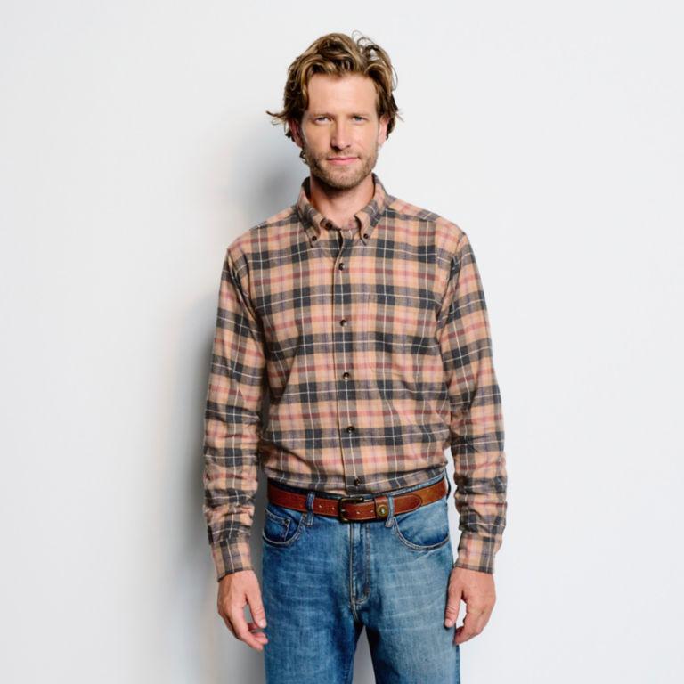 Regent Long-Sleeved Flannel Shirt -  image number 1