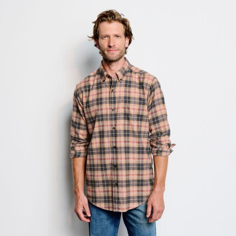 Regent Long-Sleeved Flannel Shirt -  image number 2