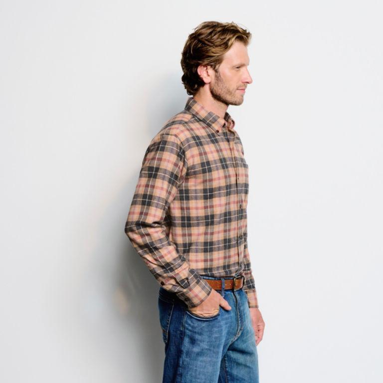 Regent Long-Sleeved Flannel Shirt -  image number 3