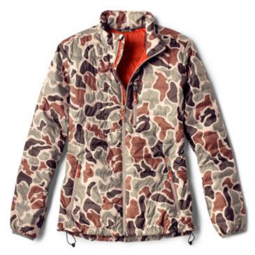 Camo Recycled Drift Jacket -