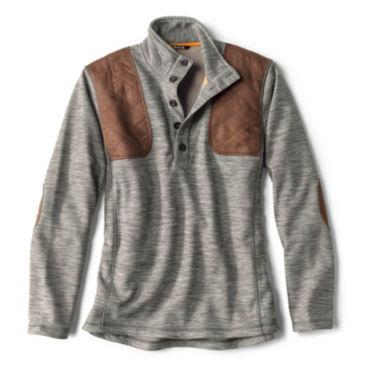 Sharptail Quarter-Button Fleece -