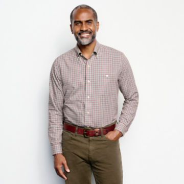Country Twill Long-Sleeved Button-Down Shirt -  image number 1