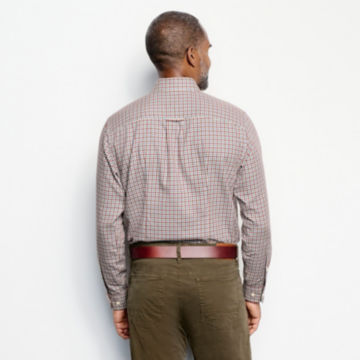 Country Twill Long-Sleeved Button-Down Shirt -  image number 3