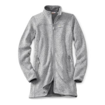 Sweater Fleece Coat -  image number 0