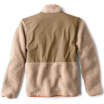 Bent Rod Sherpa Jacket - NATURAL image number 1