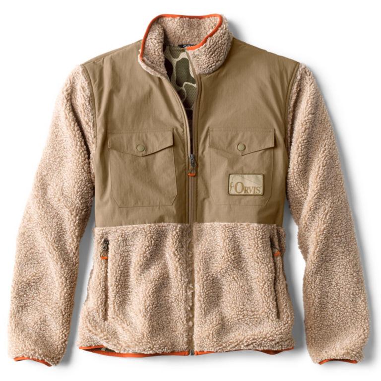 Bent Rod Sherpa Jacket - NATURAL image number 0