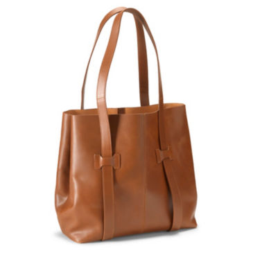Dolly Leather Tote -