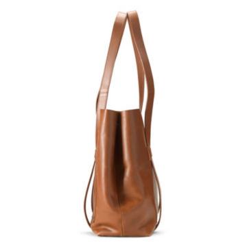 Dolly Leather Tote -  image number 1