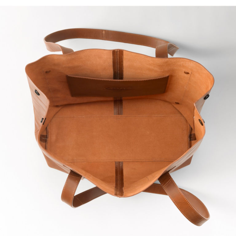 Dolly Leather Tote -  image number 2