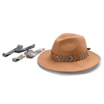 Heritage Hills Interchangeable Band Felt Hat -