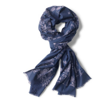 Embroidered Scarf -