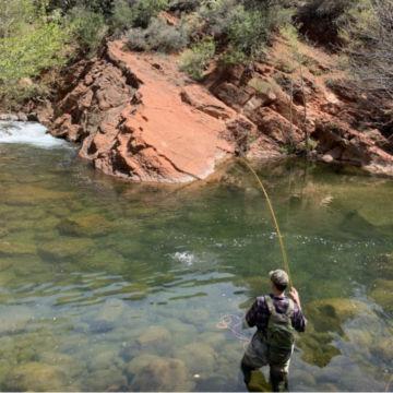 Sedona Fly Fishing Adventures -  image number 4