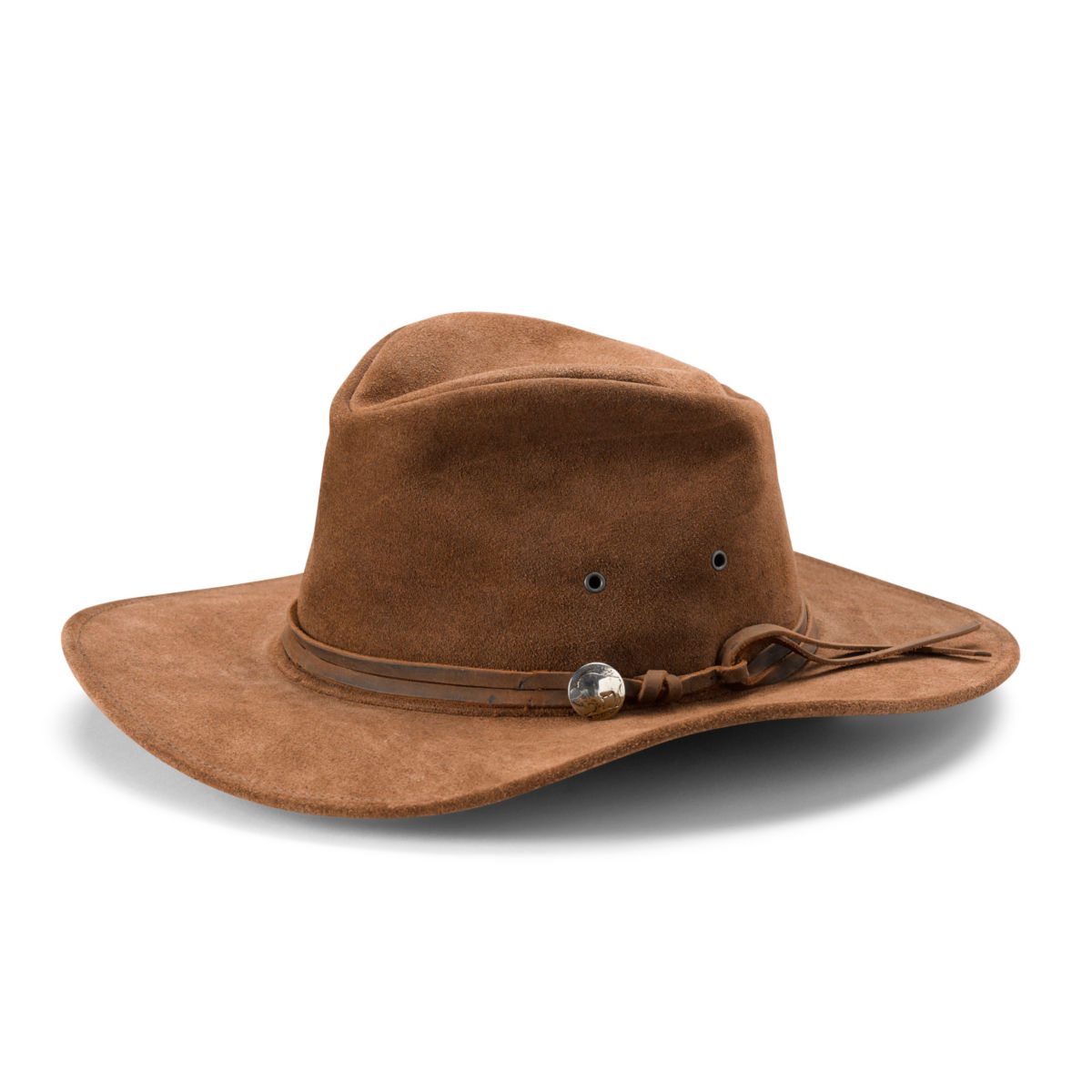Crushable Suede Hat - image number 0