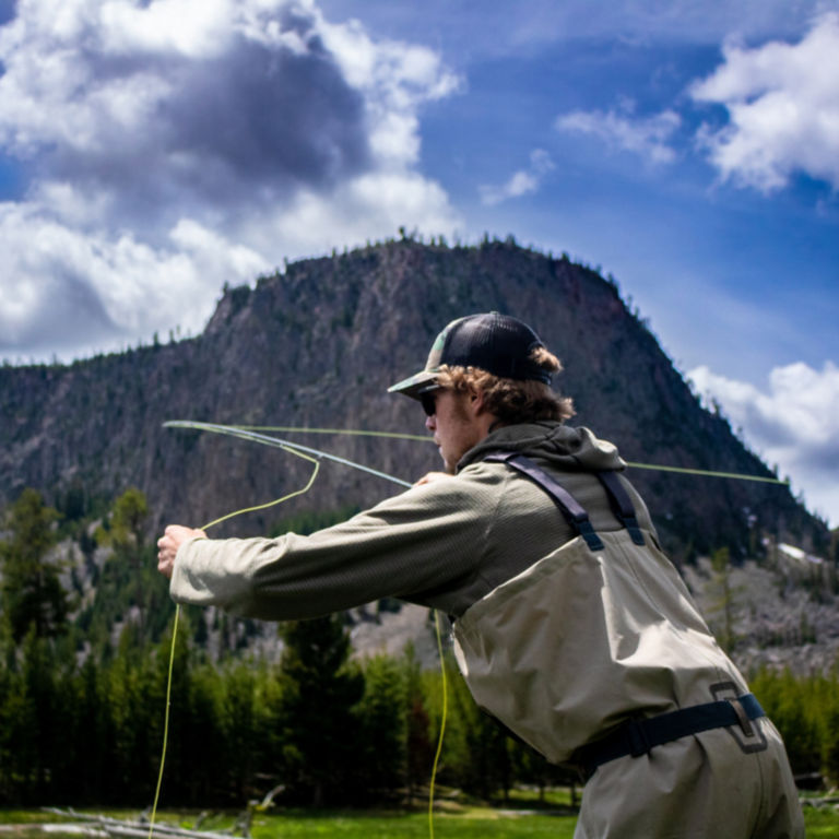 Jackson Hole Fly Fishing School -  image number 3