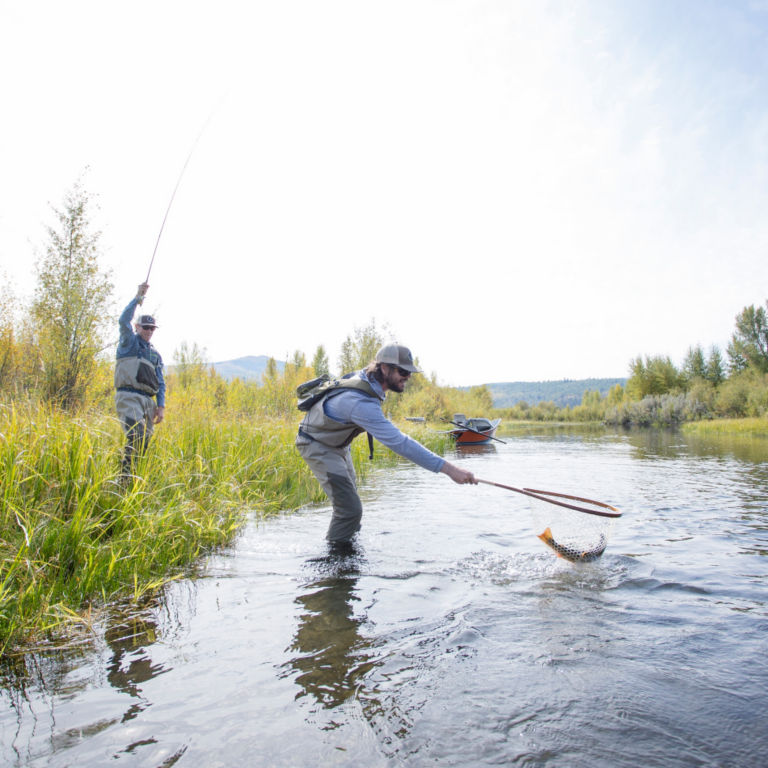 Jackson Hole Fly Fishing School -  image number 4