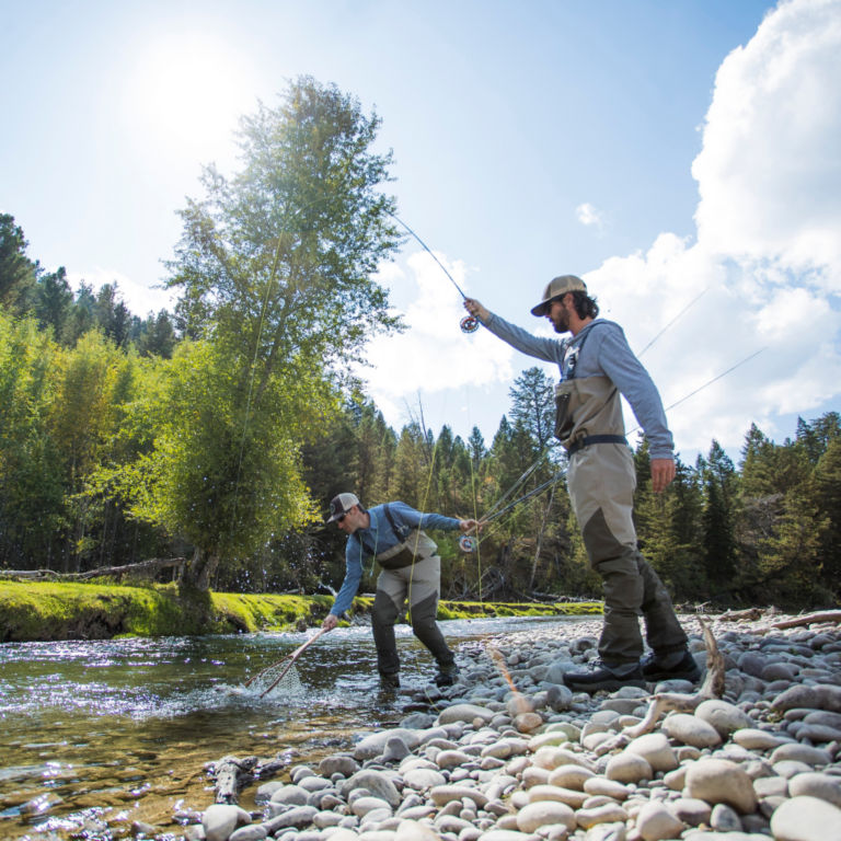 Jackson Hole Fly Fishing School -  image number 5