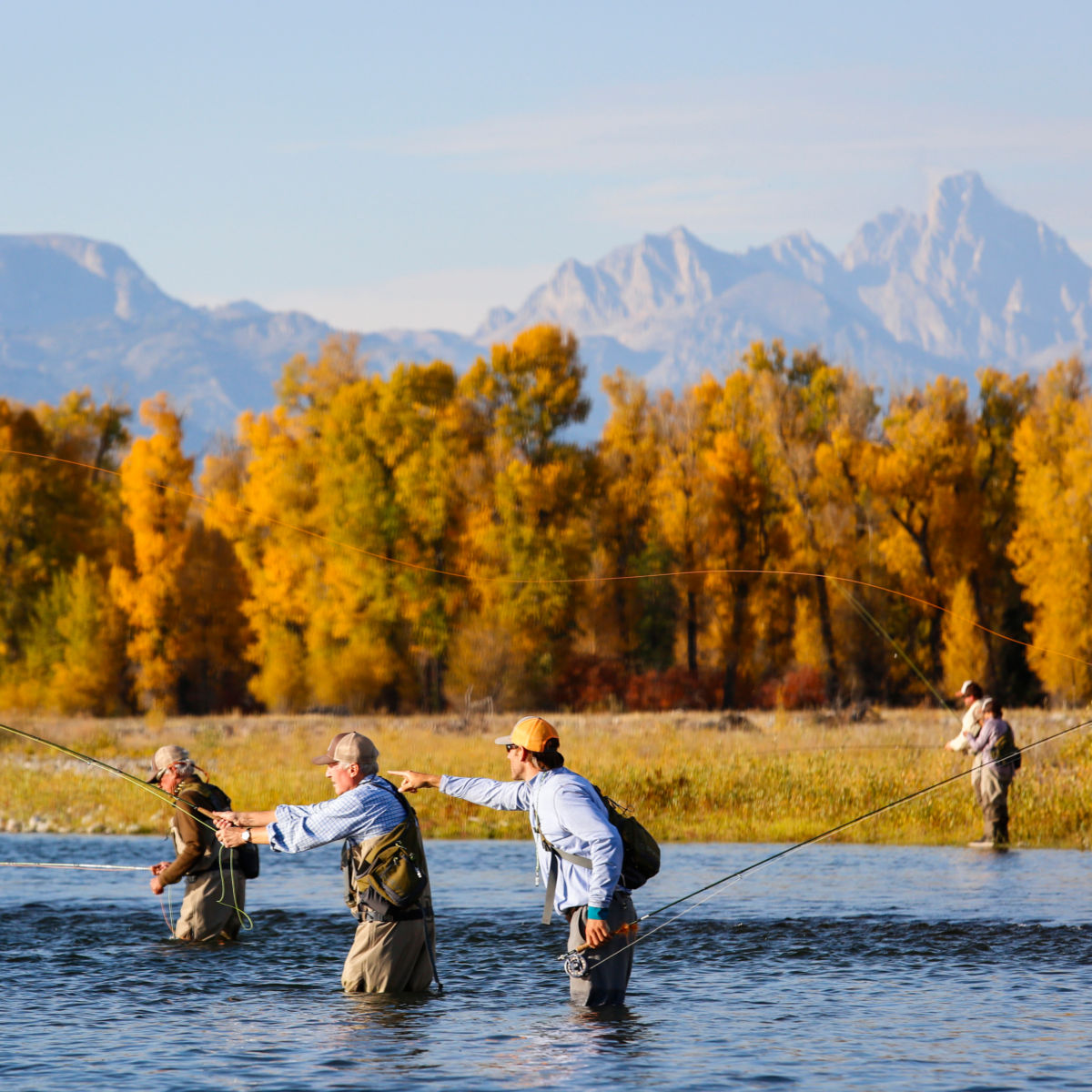 Jackson Hole Fly Fishing School - image number 0