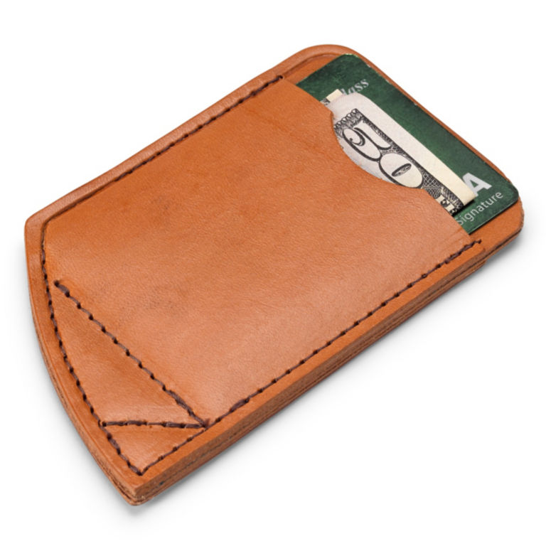 Leather Card Carrier -  image number 0
