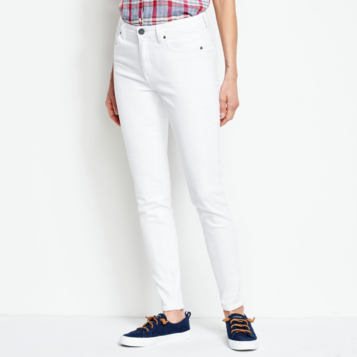 Mia High Rise Skinny Jeans - image number 0