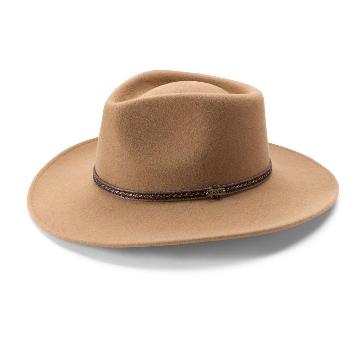 Grouse Creek Wool Felt Hat - FAWNimage number 0