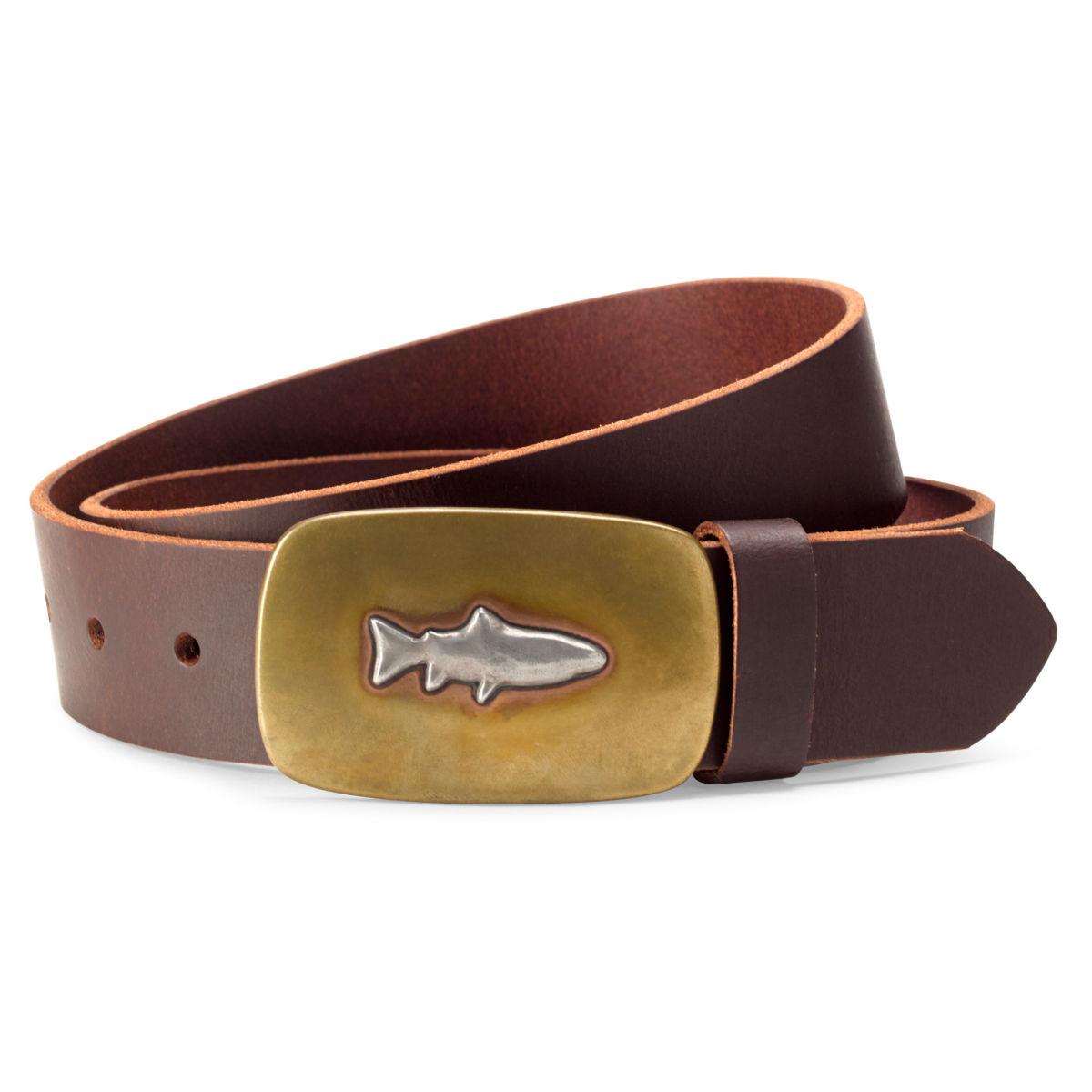 Artisan Trout Belt - BROWNimage number 0