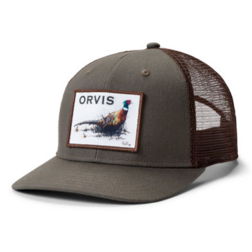 Pheasant Trucker -