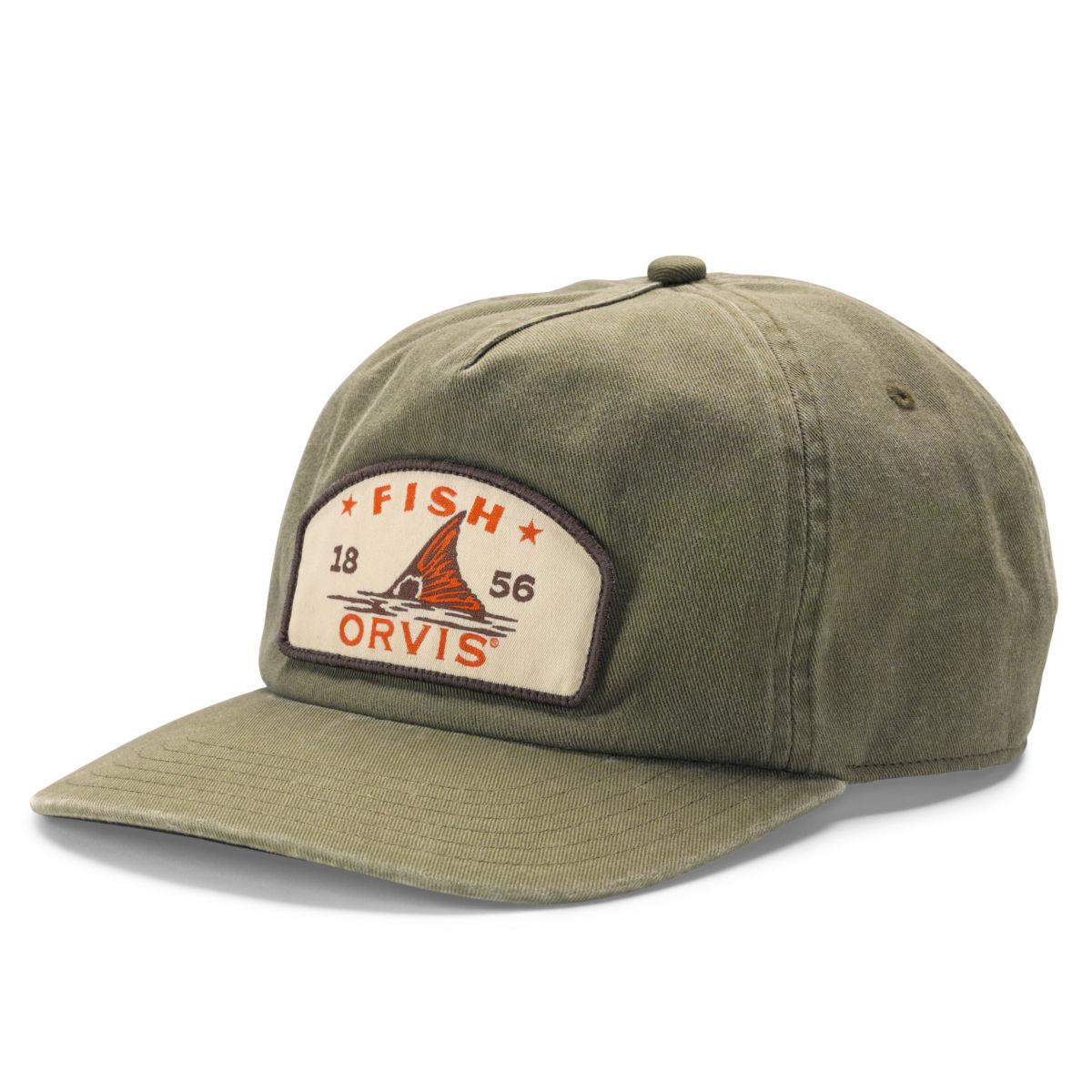 Fish Orvis Hat - GREENimage number 0