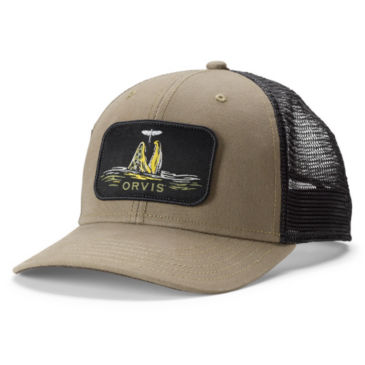 Brown Trout Rise Trucker -