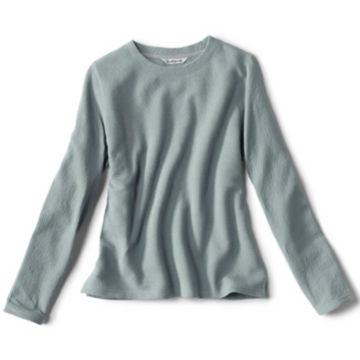 Textured Crew Sweatshirt -  image number 4