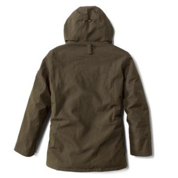 Barbour® Arctic Parka Jacket - OLIVE image number 1