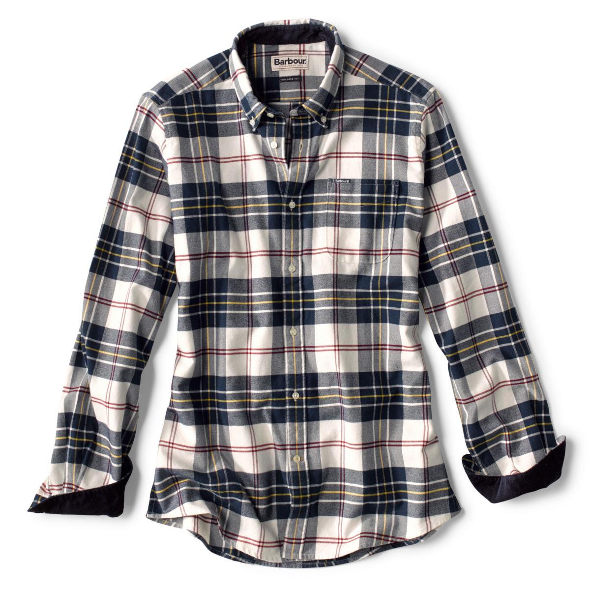 Barbour® Ronan Tailored Check Shirt - ECRUimage number 0