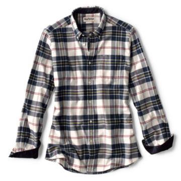 Barbour® Ronan Tailored Check Shirt - ECRU image number 0