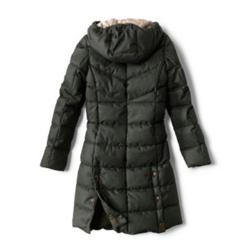 Orvis-Exclusive Barbour® Cranleigh Quilted Parka - OLIVE image number 2
