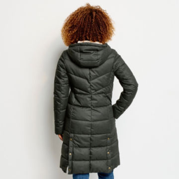 Orvis-Exclusive Barbour® Cranleigh Quilted Parka - OLIVE image number 5