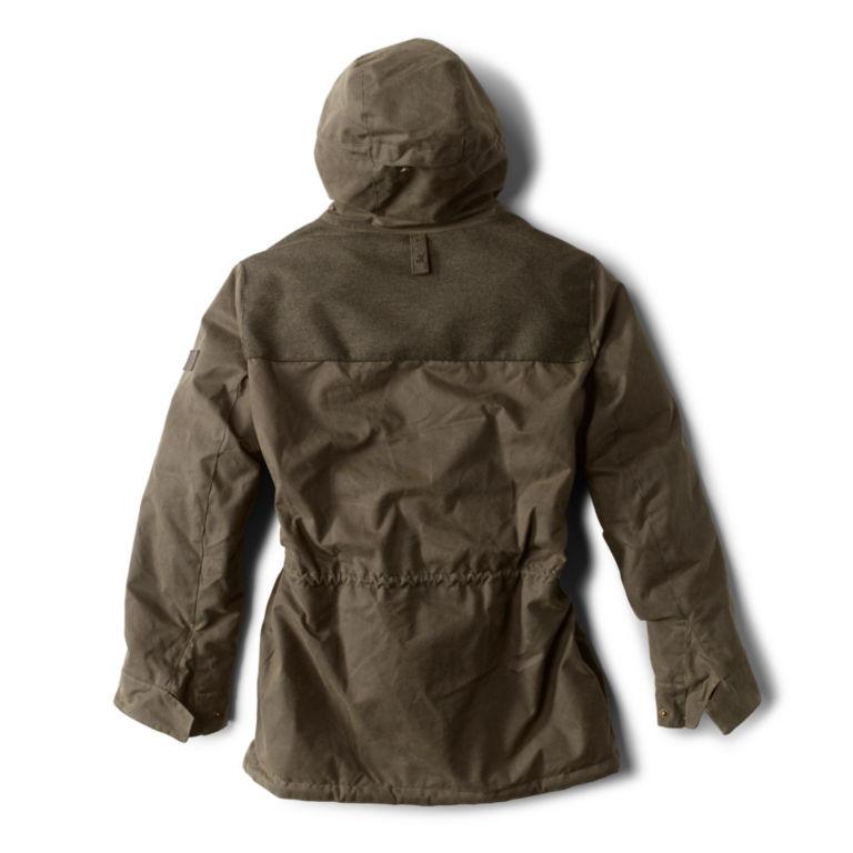 Barbour® Nautic Wax Jacket - FERN image number 2